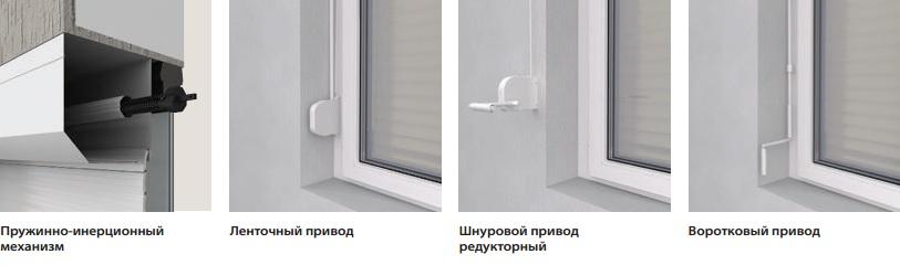 Автоматический привод для двери